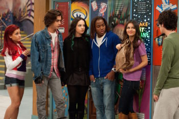 "The ""Victorious"" cast reunited for Ariana Grande's birthday and they all looked STUNNING"