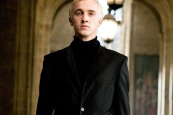 Omigod! Draco Malfoy (Ahem, Tom Felton) is coming to primetime TV