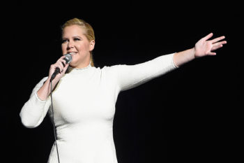 Amy Schumer's throwback July 4th photo is the cutest thing