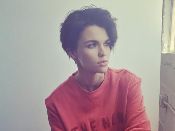 Ruby Rose Instagram Ruby Rose Wrote A Beautiful Message