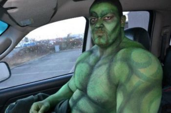 "Never forget that time Gregor ""The Mountain"" Clegane dressed up as the Hulk for a boy's birthday party"