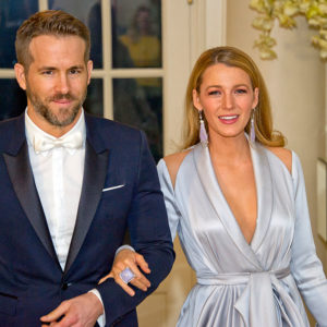 Blake Lively just gave birth to her second baby with Ryan Reynolds and we're so happy for them