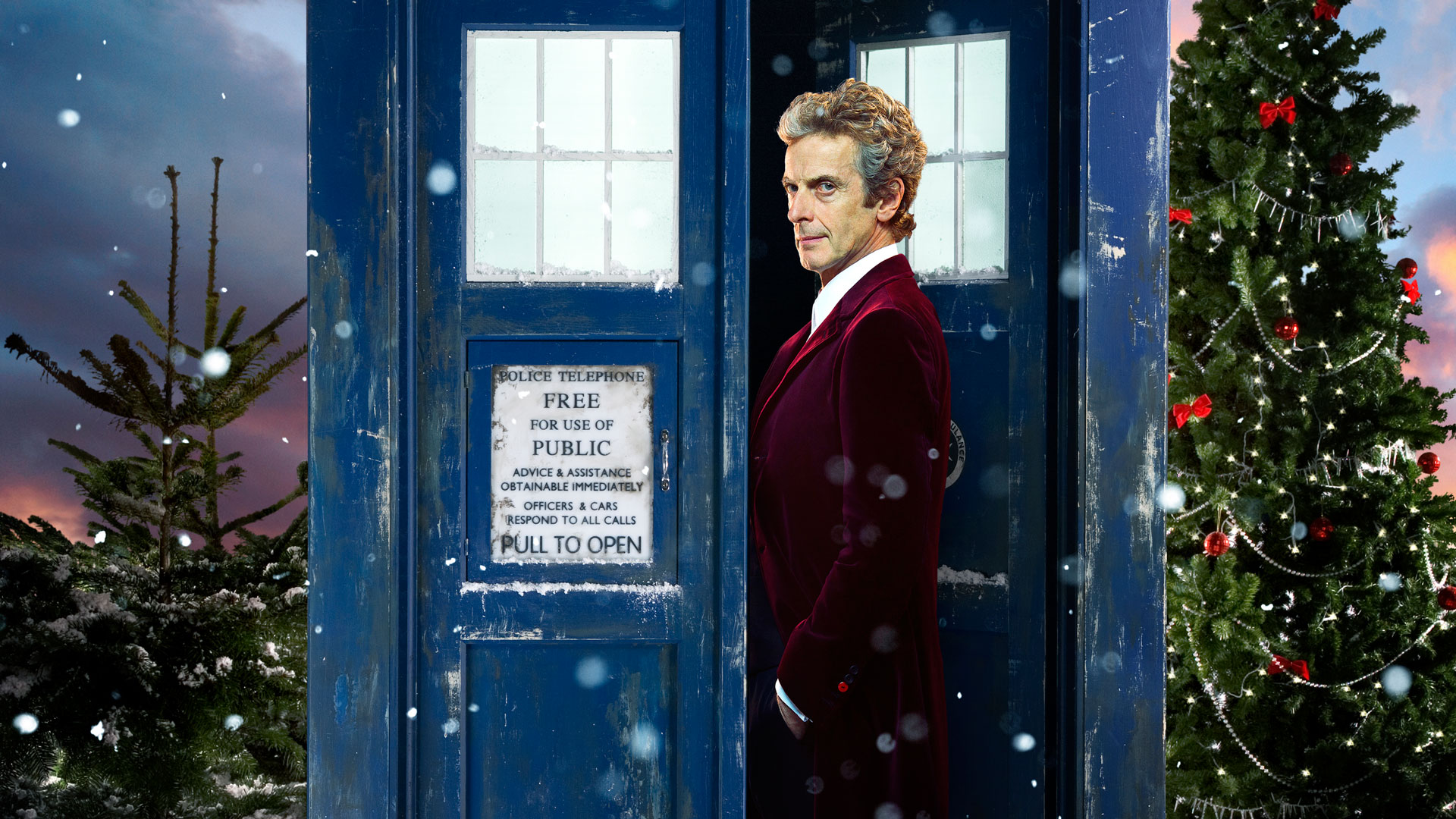 """Doctor Who"" says Christmas special will have a ~surprise~ companion"