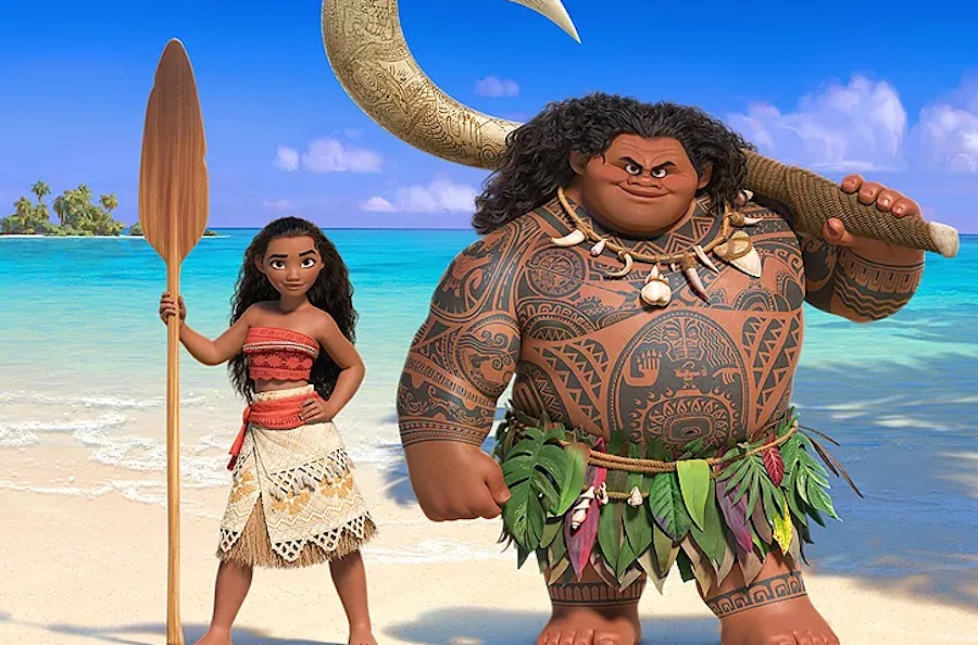 "Here are the two BIG Disney Easter eggs you're gonna want to look for in ""Moana"""