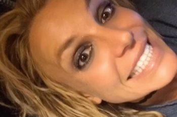 Britney Spears just posted the silliest selfies on Instagram, and we are here for them