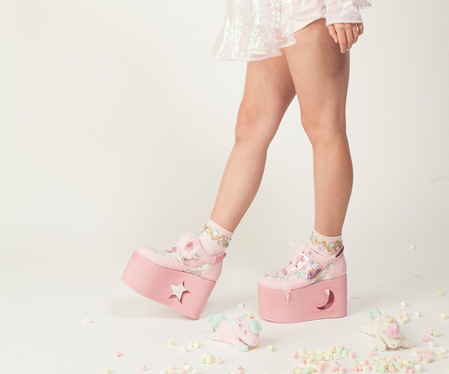 This Sanrio shoe collab is SO wild and we love it all