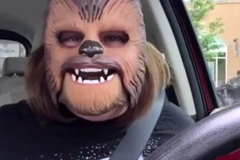 Mindy Kaling calls herself the original Chewbacca mom and omigod she's totally right!