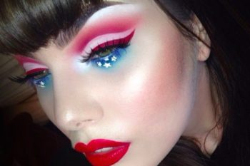 10 Fourth of July makeup looks that are anything but cheesy