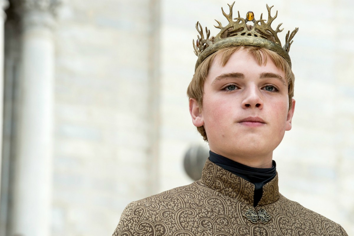 The actor who plays Tommen just opened up about THAT scene from the finale