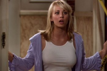 Kaley Cuoco's new summer hairstyle is a total blast from the past