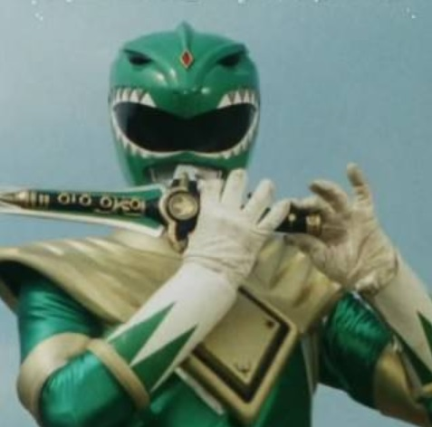 "Yass! We just got a major hint that the Green Ranger might be in the new ""Power Rangers"" movie"
