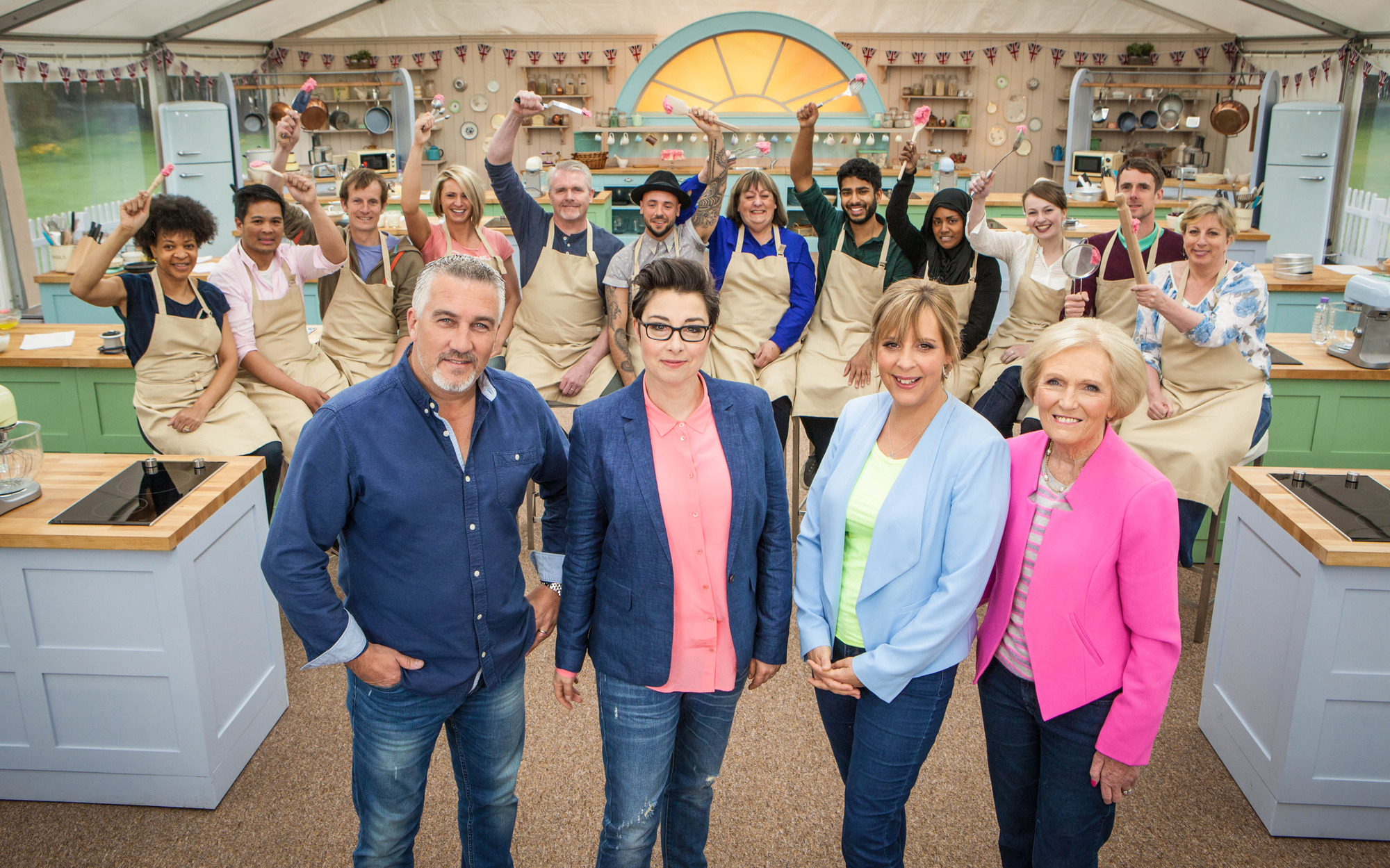 "Why you need to drop everything and watch ""The Great British Baking Show"""