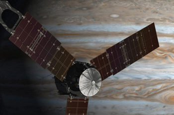 NASA live-tweeted the Juno spacecraft entering Jupiter's orbit, and basically won the internet