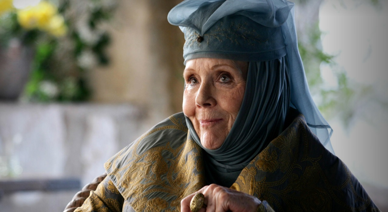 This video is the perfect compilation of all of Olenna Tyrell's best burns