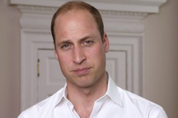 Prince William just released a very important video about bullying