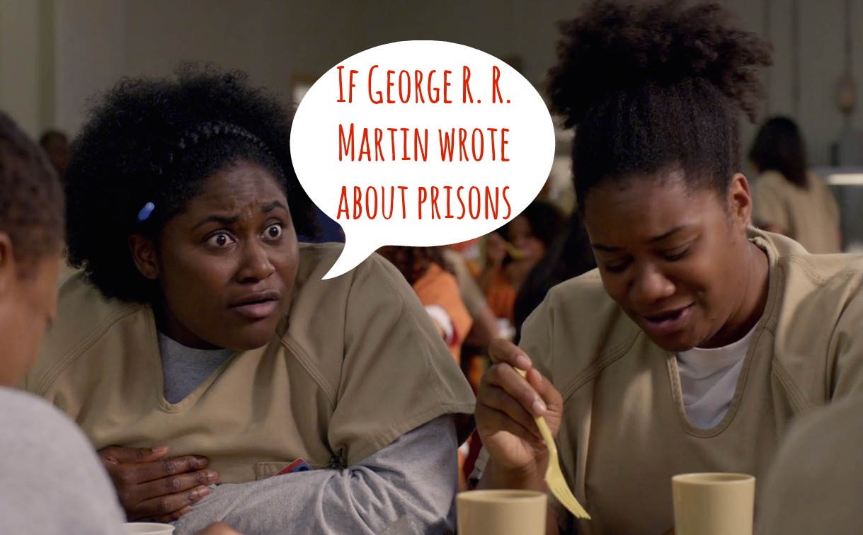 "Did this ""Game of Thrones"" joke on ""OITNB"" foreshadow what happened to Poussey?"