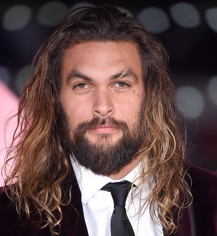Jason Momoa Posts The Most Beautiful Tributes To His Kids