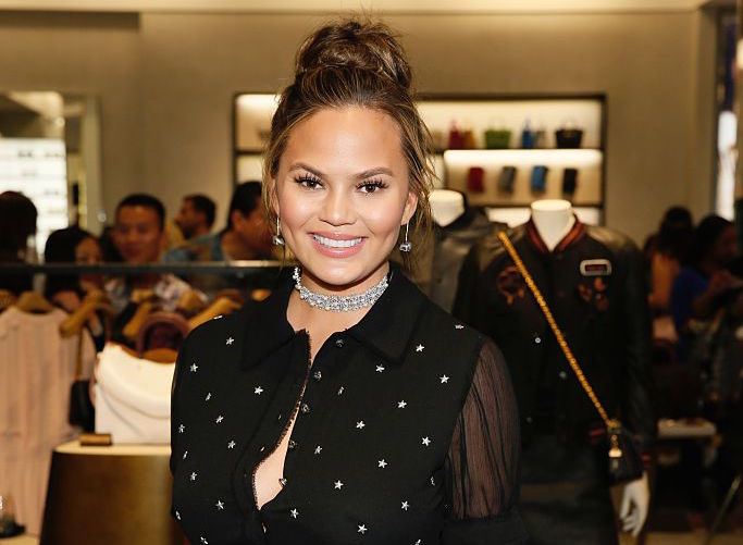Chrissy Teigen has done something DRASTIC to her hair