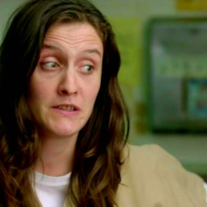 """Julie Lake (aka, Angie) from """"OITNB"""" looks glam AF in real life"""