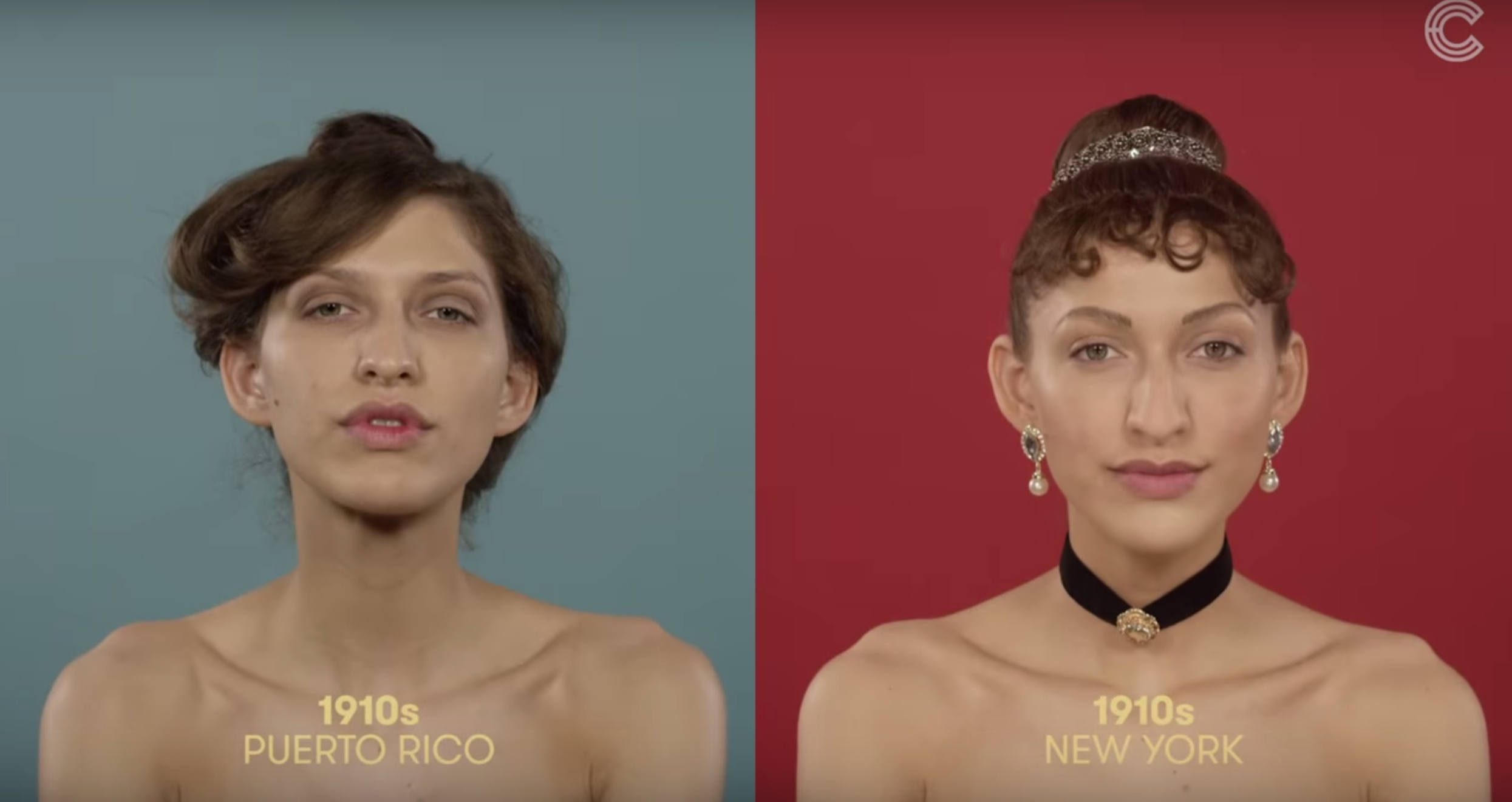 We     re very into the     years of Puerto Rican beauty video HelloGiggles