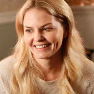 "Jennifer Morrison just showed us how much work goes into her perfect Emma Swan hair on ""Once Upon a Time"""