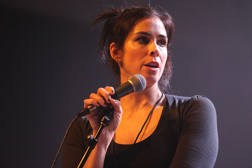 Sarah Silverman is recovering from a potentially lethal condition and we're breathing a sigh of relief