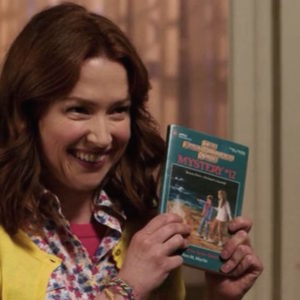 Ellie Kemper is writing a book, and we can't wait to read every page!