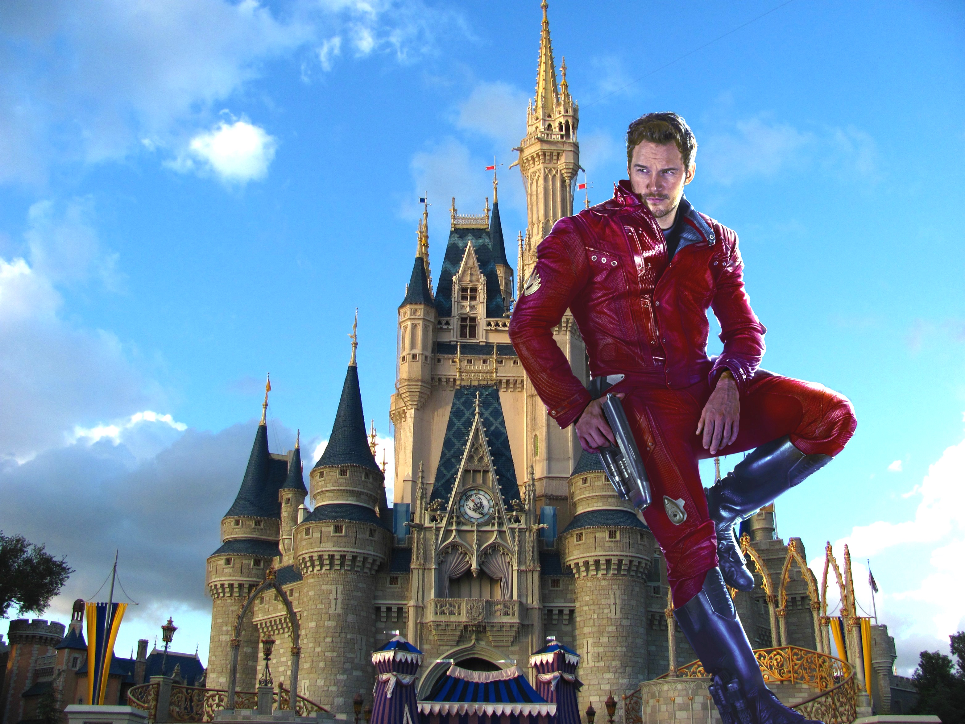 """Disney World might soon have its own """"Guardians of the Galaxy"""" ride"""