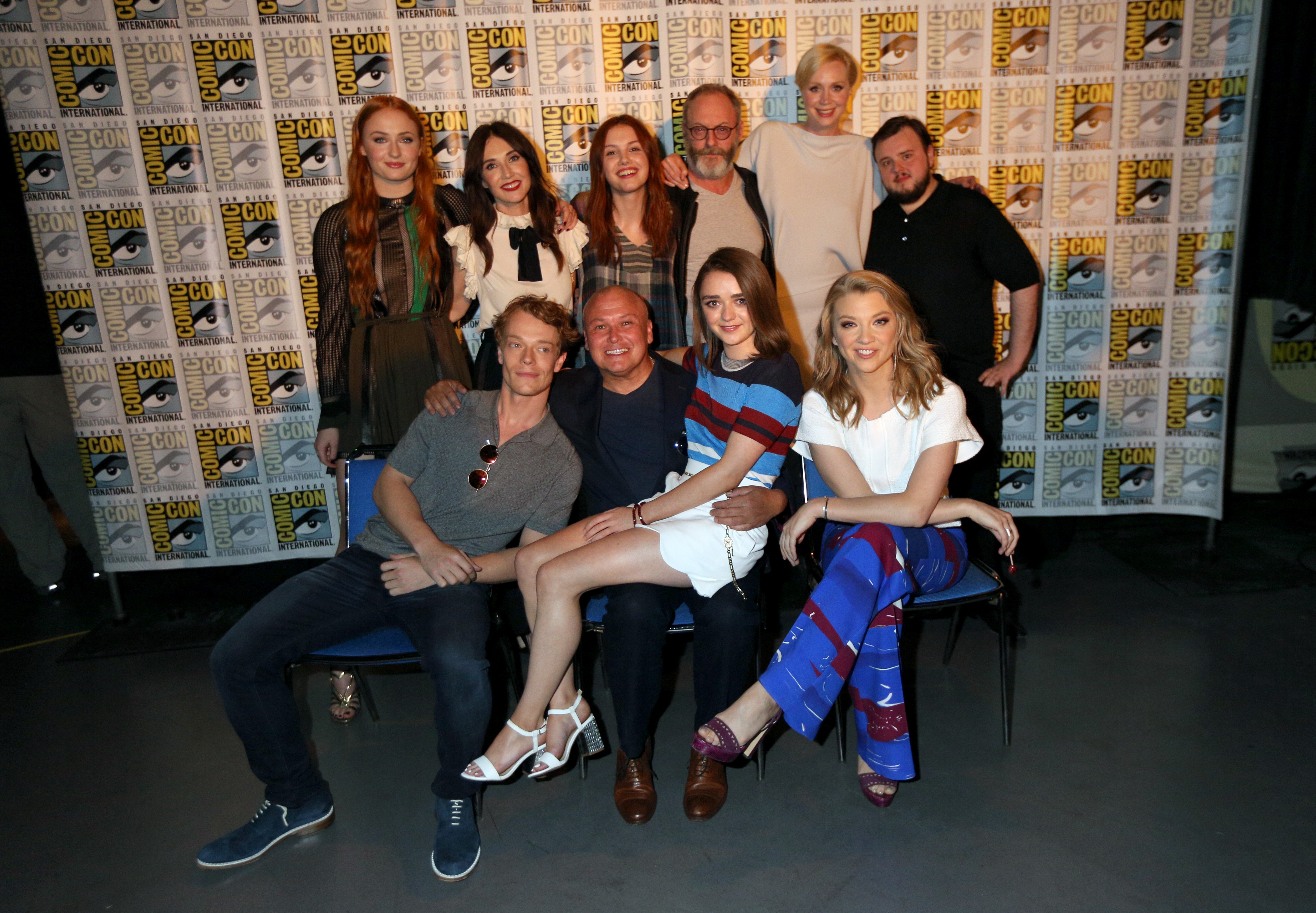 "Here's who will be at the ""Game of Thrones"" Comic-Con panel, and we have SO many questions"