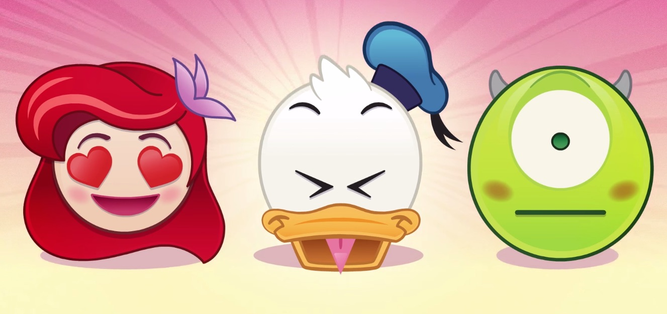 Soon you'll be able to text dinglehoppers with Disney's new emoji keyboard