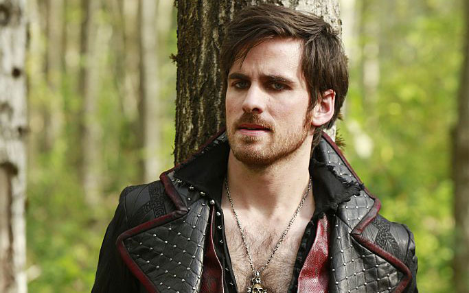 """Once Upon a Time's"" Captain Hook is adorably preppy in real life"