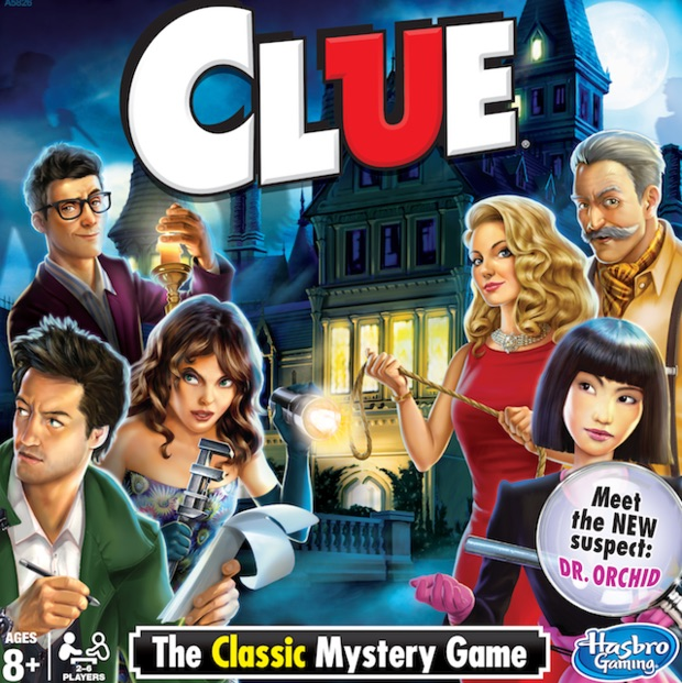 Whoa! This classic Clue character just got killed off from the game