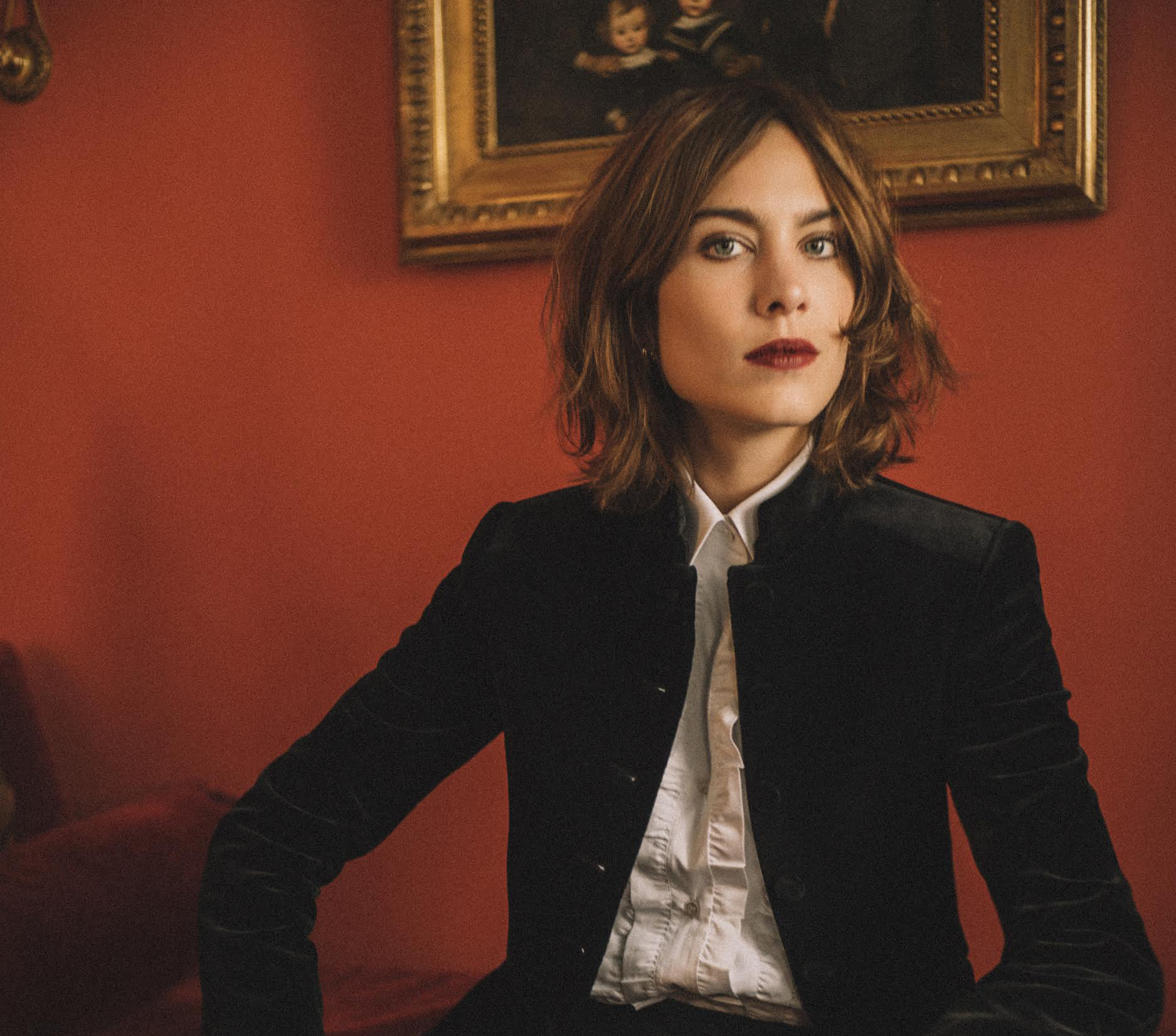 Alexa Chung is releasing her own fashion line and we're low-key obsessed