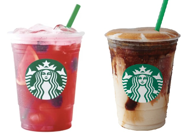 Starbucks has two new drinks, and they will complete your summer