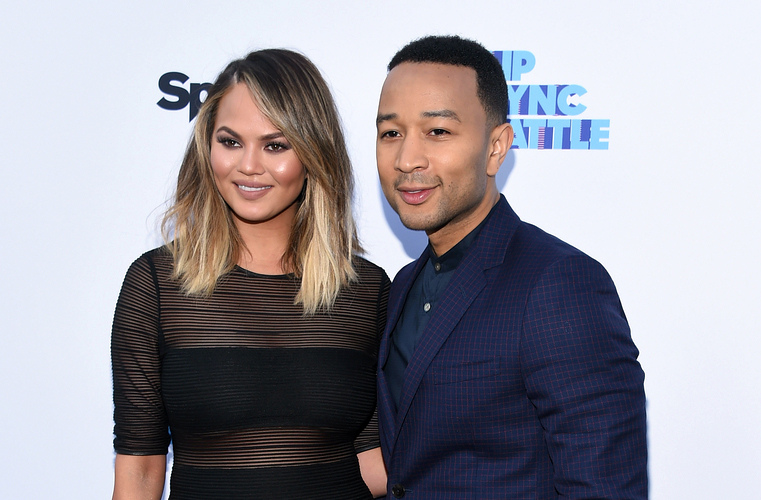 Chrissy Teigen's Italian vacation with John Legend is making us super jelly