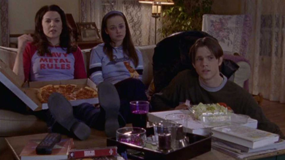 "Here's your 60 second ""Gilmore Girls"" refresher, thanks to Kirk"