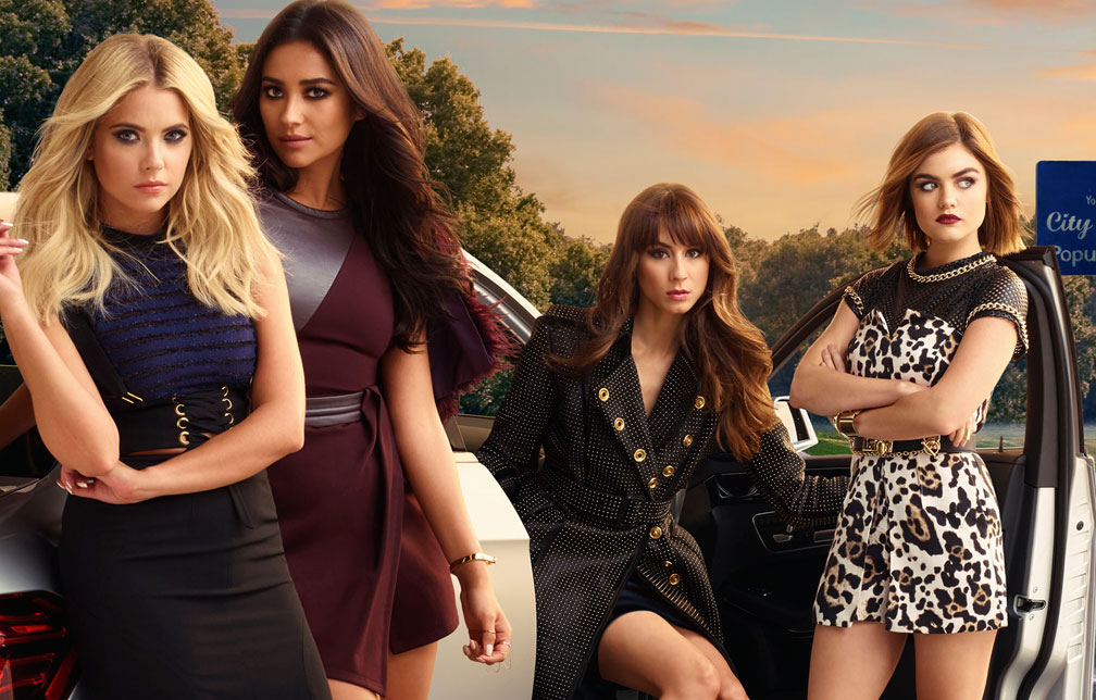 "We can now shop the ""Pretty Little Liars"" closet and we want EVERYTHING"