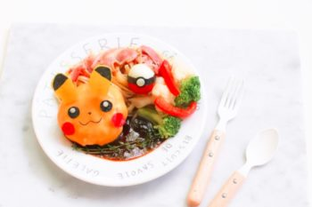 This mom makes snacks that look exactly like Pokémon and are too cute to eat