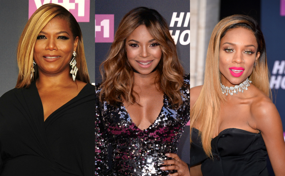 "25 memorable looks from VH1's ""All Hail The Queens"" Hip Hop Honors event"