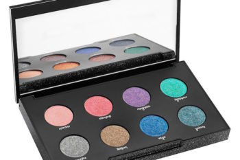 We need to paint our eyes with Urban Decay's Moondust palette like, immediately