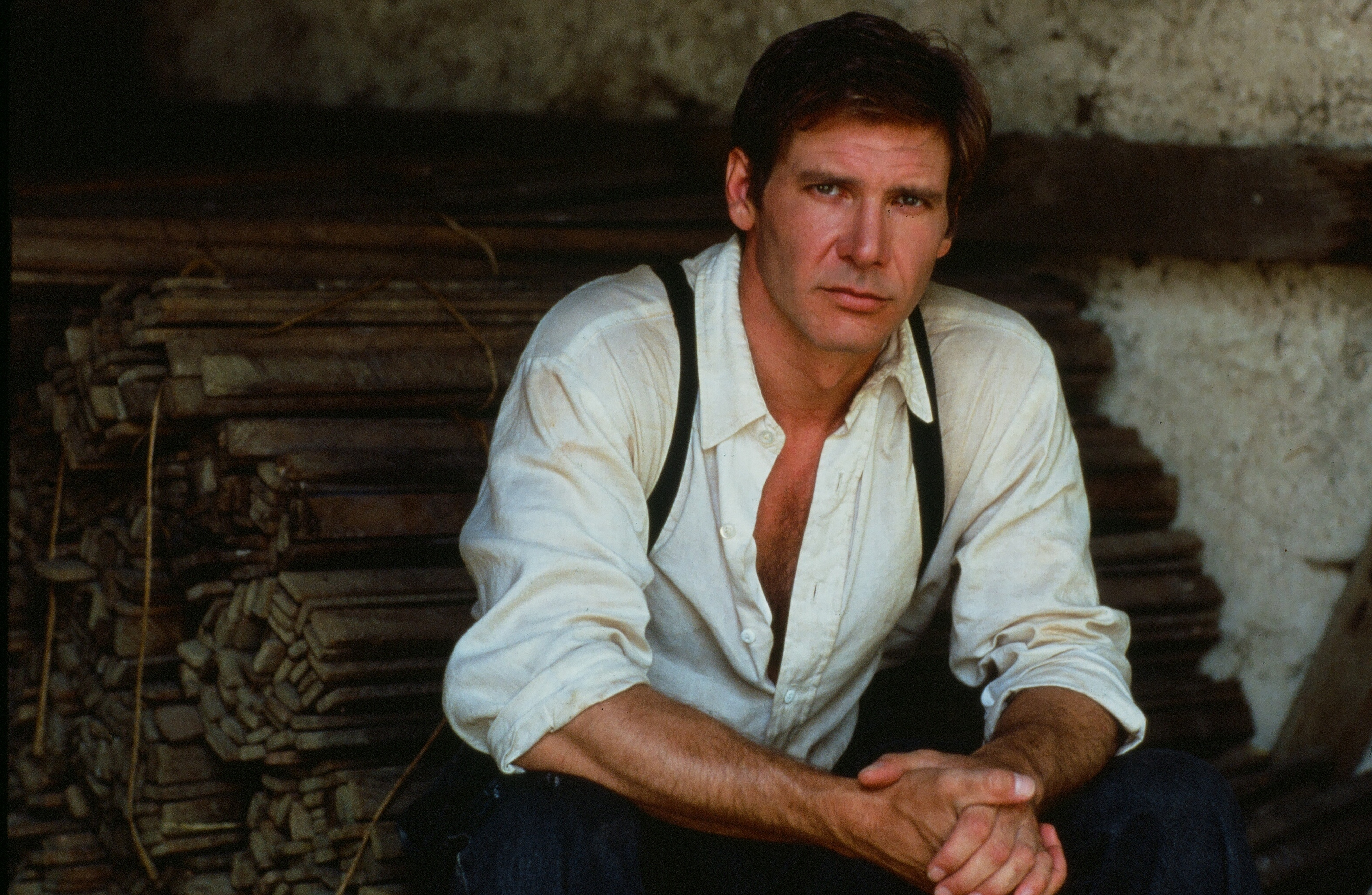 Just A Bunch Of Throwback Pictures Of Harrison Ford