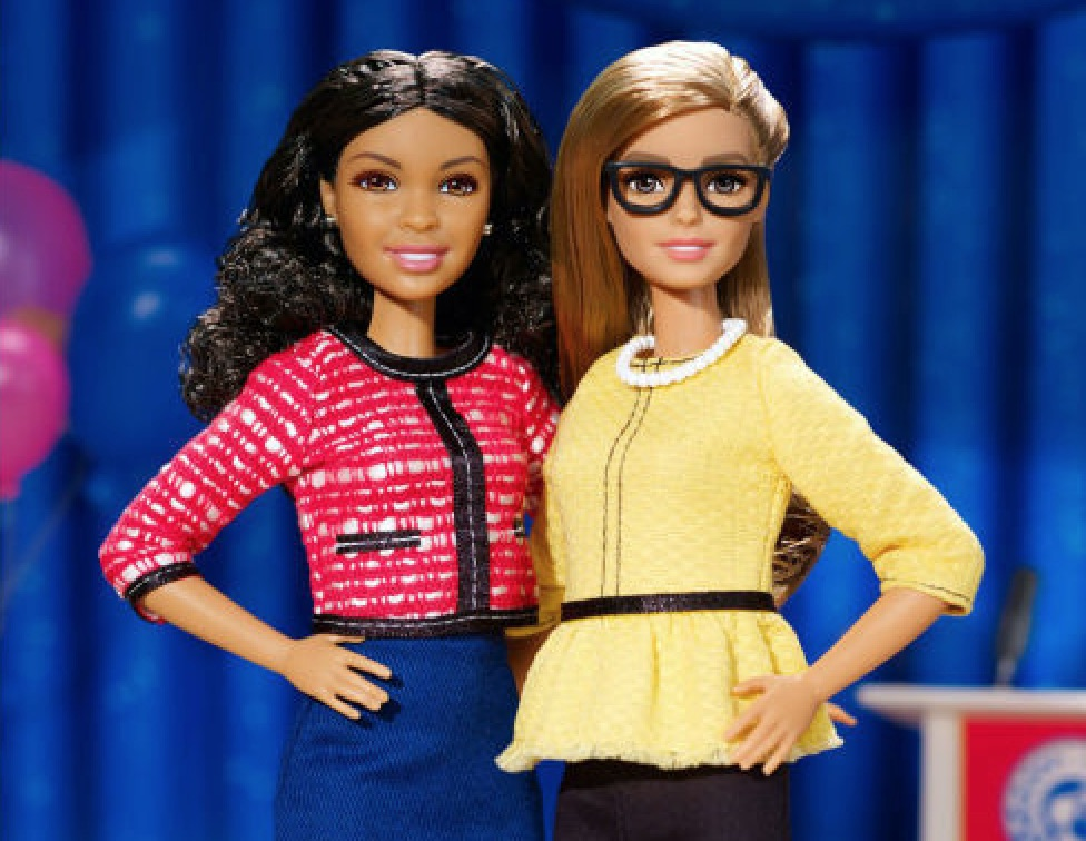 "Today in YASS: You can now call Barbie ""Mrs. President"""