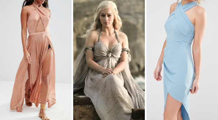13 dresses that will help you channel your inner Mother of Dragons
