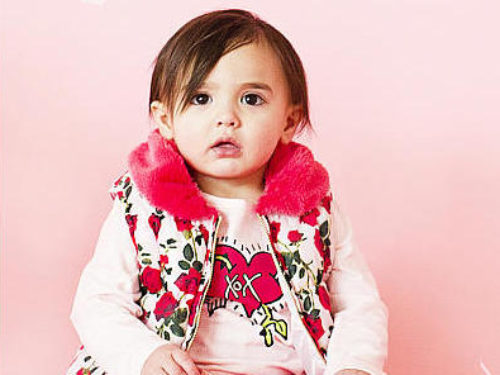 Betsey Johnson just came out with an adorable clothing