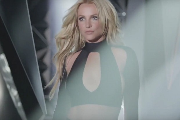 Britney Spears just shared some brand new music with us and it rules