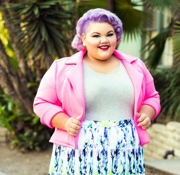 "Ashley Nell Tipton ""broke all the rules"" designing her plus-size line for JCPenney"