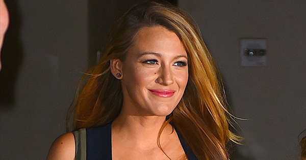 Blake Lively proves *again* that she's the QUEEN of maternity fashion