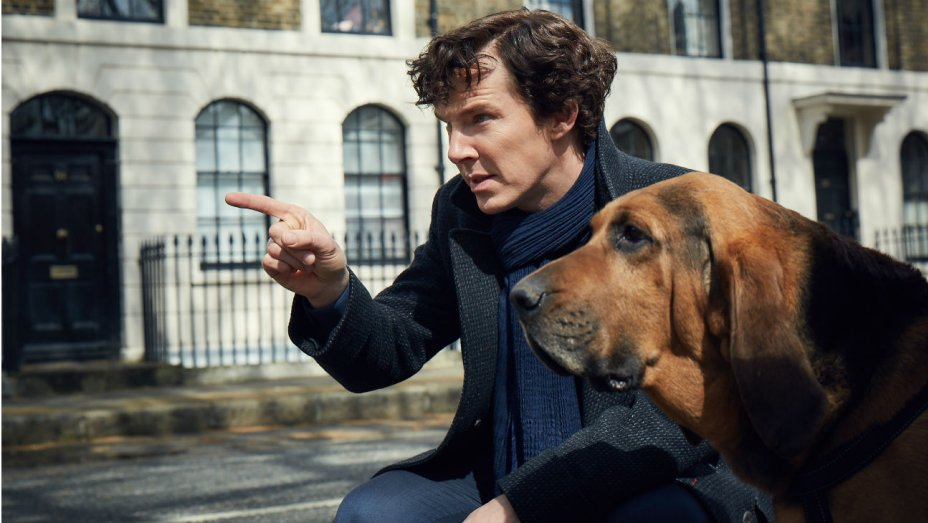 "We might know when ""Sherlock"" is ending and yes we are PANICKING"