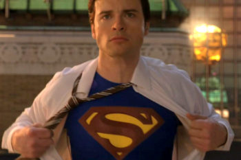 Your '00s Superman crush Tom Welling totally transformed into a super fox