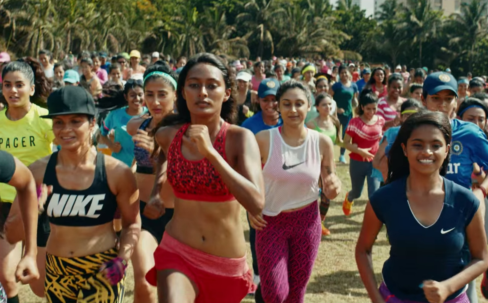 India's first Nike ad is gorgeous, sweaty, intimidating, and totally inspiring